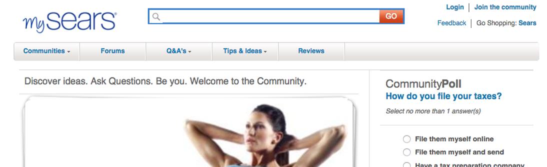 MySears Community